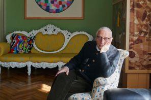 L'ultimo saluto ad Alessandro Mendini