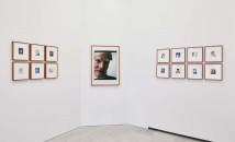 Installation view of 'Andy Warhol Polaroid Pictures' at BASTIAN, London, 2 February – 13 April 2019. Image courtesy BASTIAN, London. Photo by Luke Walker (1)