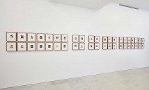 Installation view of 'Andy Warhol Polaroid Pictures' at BASTIAN, London, 2 February – 13 April 2019. Image courtesy BASTIAN, London. Photo by Luke Walker (4)