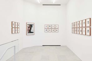 Warhol incontra Chipperfield a Mayfair