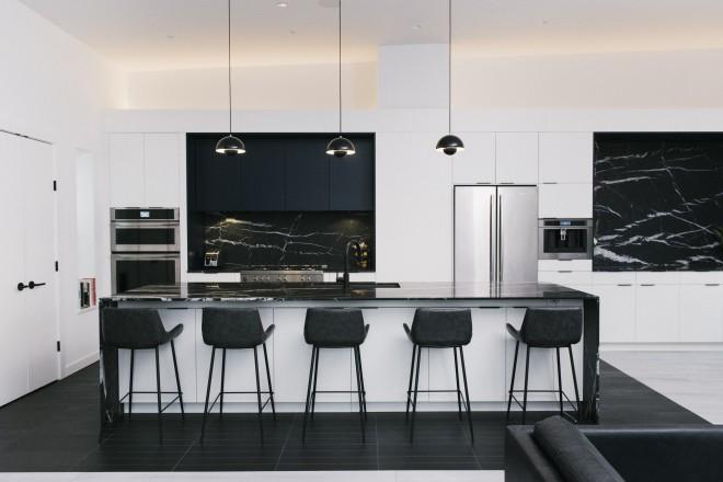 La cucina al centro: ad Astra House di Studio Roslyn - LivingCorriere