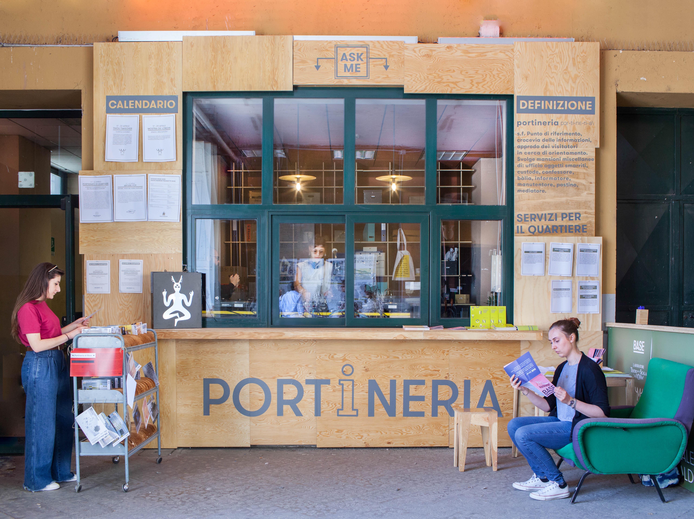 Portineria BASE Milano_ph Giuseppe Martella