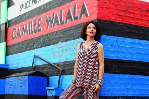 Camille Walala e Marella, la capsule tra arte e moda