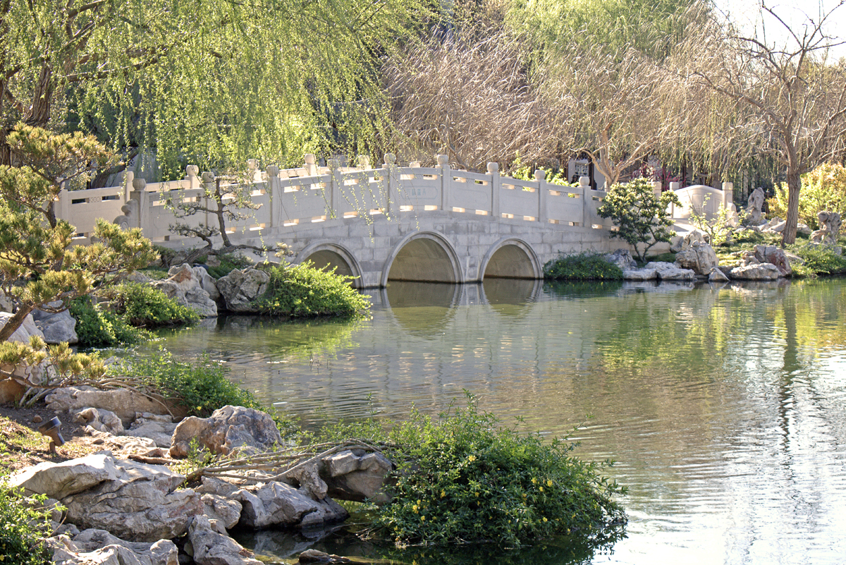 I giardini più belli mondo in un libro — Foto