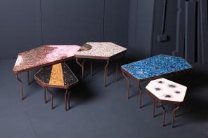 Da Vienna a New York: i mosaici di Felix Muhrhofer