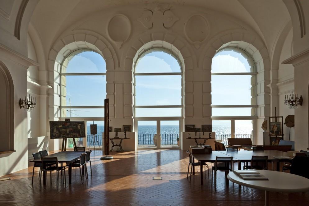 12b. Napoli, Fondazione De Felice, Foto StudioF64 ∏ FAI - Fondo Ambiente Italiano