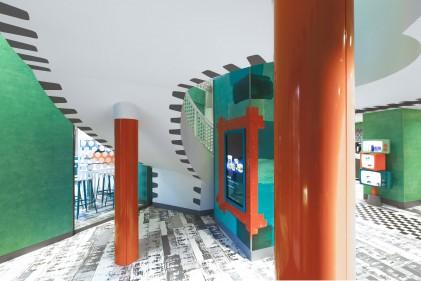 19_ Ground floor -  McDo Austerliz -ph. Sylvie Becquet