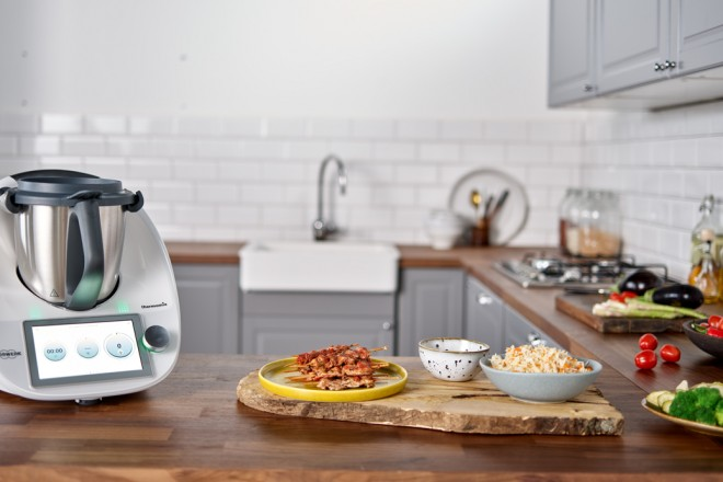 Robot da cucina: nuovo Bimby TM6 - LivingCorriere