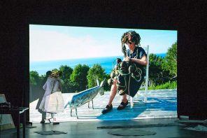 Joan Jonas inaugura Ocean Space in una chiesa a Venezia