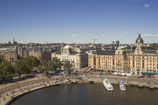 Strand Hotel: dormire in un castello a Stoccolma ...