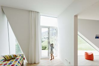 fassa bortolo PlasmaStudio_AlmaResidence_ChildrenBedroom