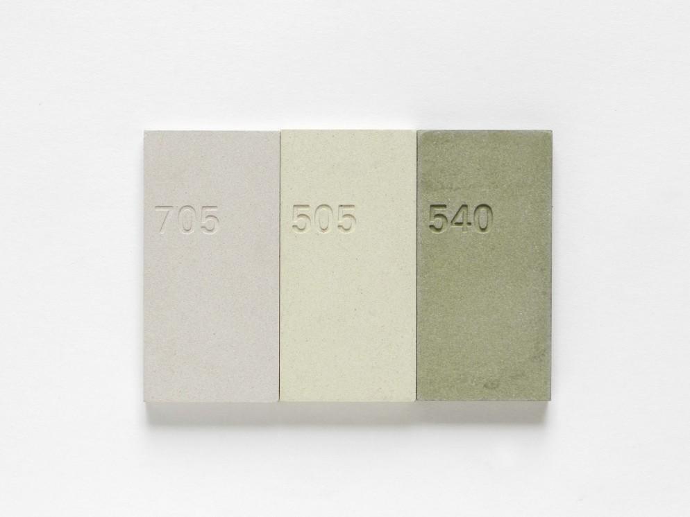 gypsum Cementocolors - Sample box
