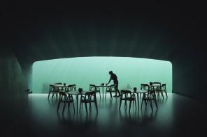 Il primo ristorante sottomarino d'Europa