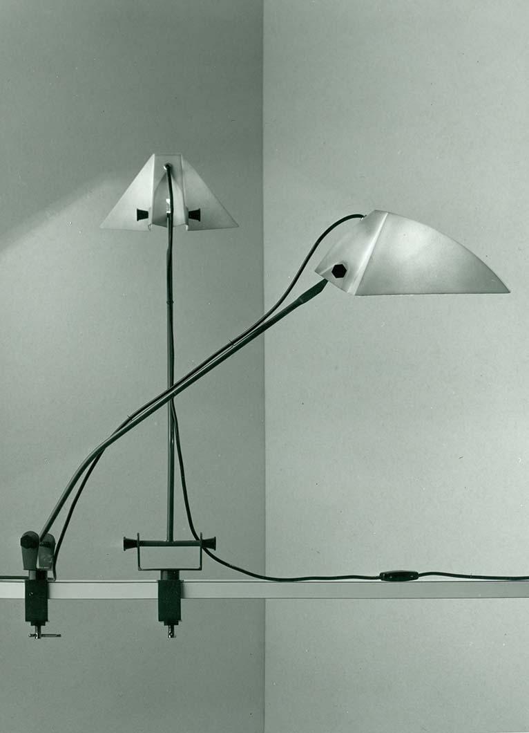 06_Umberto Riva_Lampada Lem, 1973 © Ve Art
