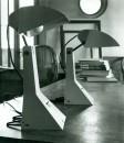 07_Umberto Riva, Lampada E63, 1963