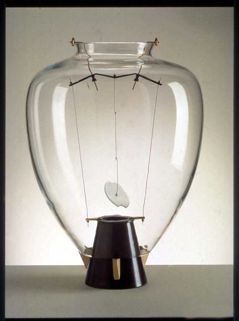 10_Umberto Riva, lampada Veronese, 1984 - Barovier&Toso