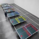 Rirkrit Tiravanja, Tomorrow Is the Question, veduta dell'allestimento a kurimanzutto, Mexico City, 2012. Courtesy l'artista e kurimanzutto, Mexico City / New York. Foto © Michel Zabé & Omar Luis Olguín
