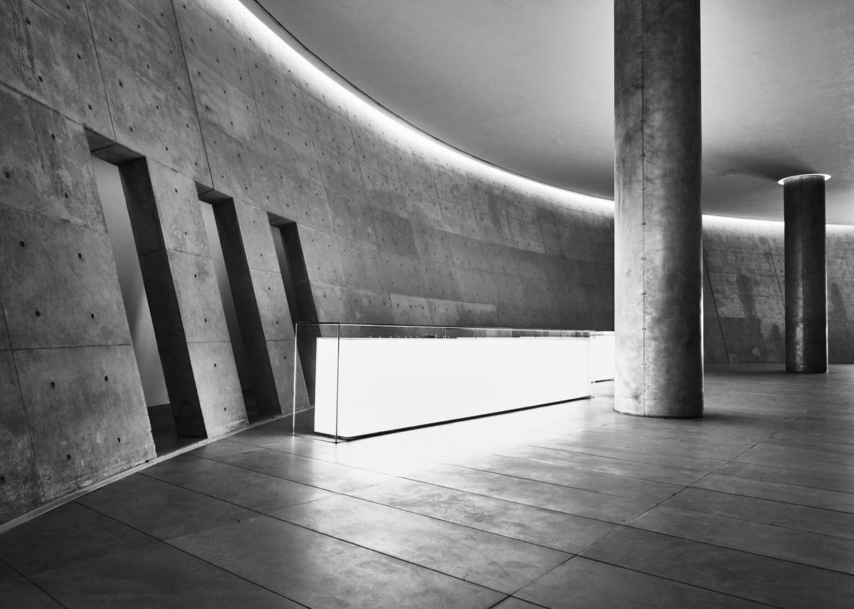La sfida, Tadao Ando all'Armani Silos