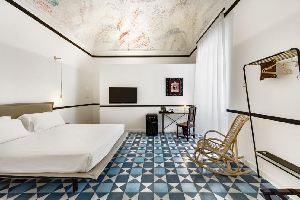 Camera 1 foto luxury hotel Gianfranco Guccione