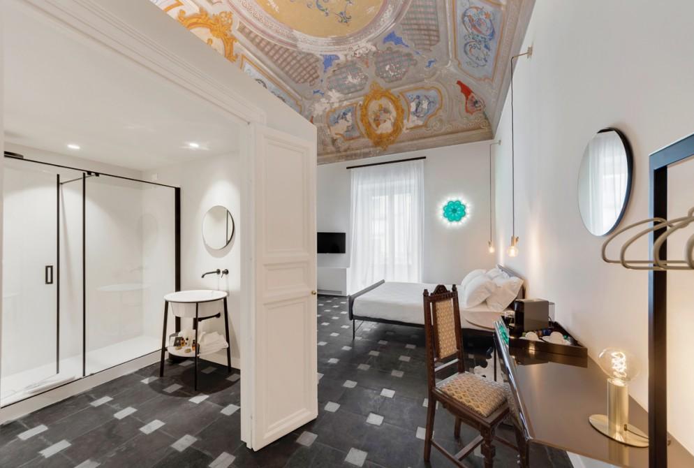 Camera 3 foto luxury hotel Gianfranco Guccione