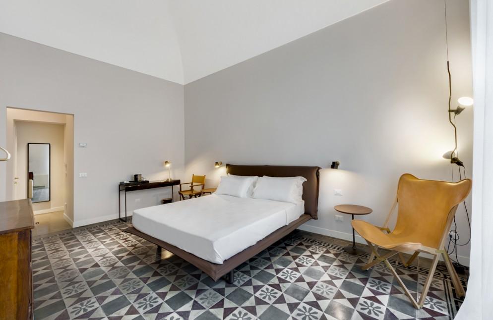 Camera 5 foto luxury hotel Gianfranco Guccione