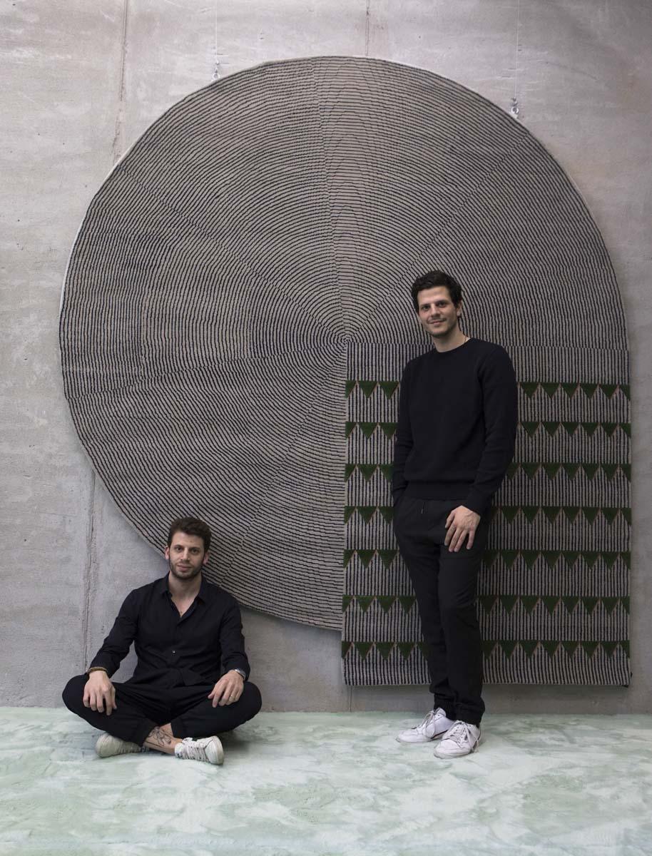 cc-tapis: il futuro del tappeto - Foto