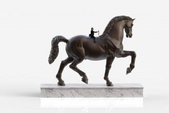 Leonardo Horse Project - Marcel Wanders - Progetto cavallo-min