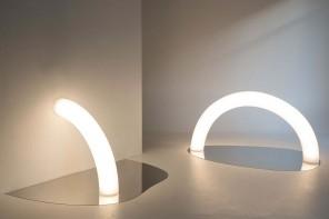 Le sculture al neon di Object of Common Interest