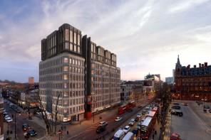 The Standard, un hotel brutalista a Londra