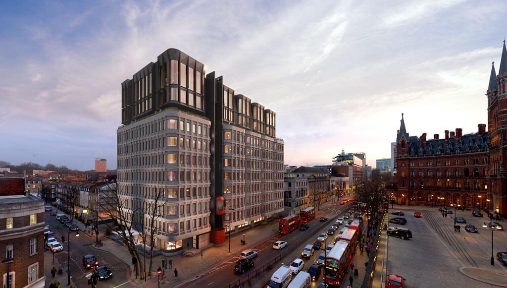 The Standard Hotel a Londra - Foto