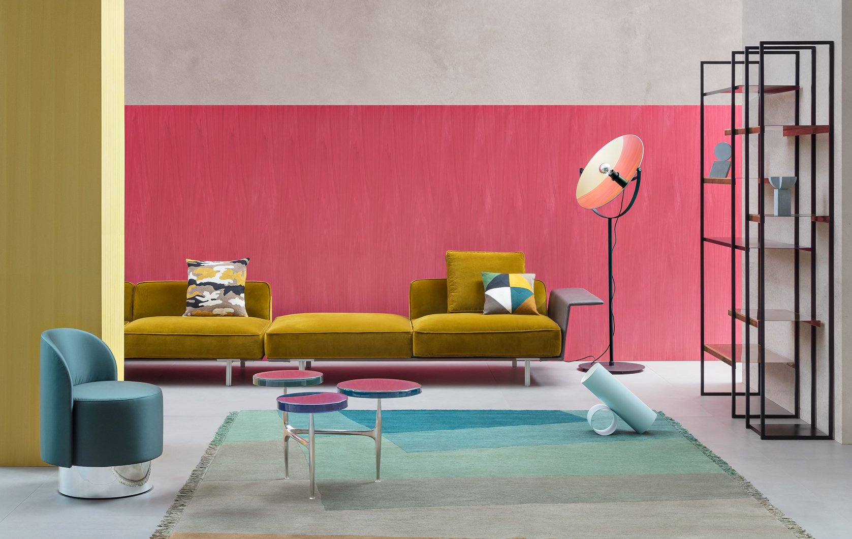 Interni timeless preview salone del mobile livingcorriere for Interni salone