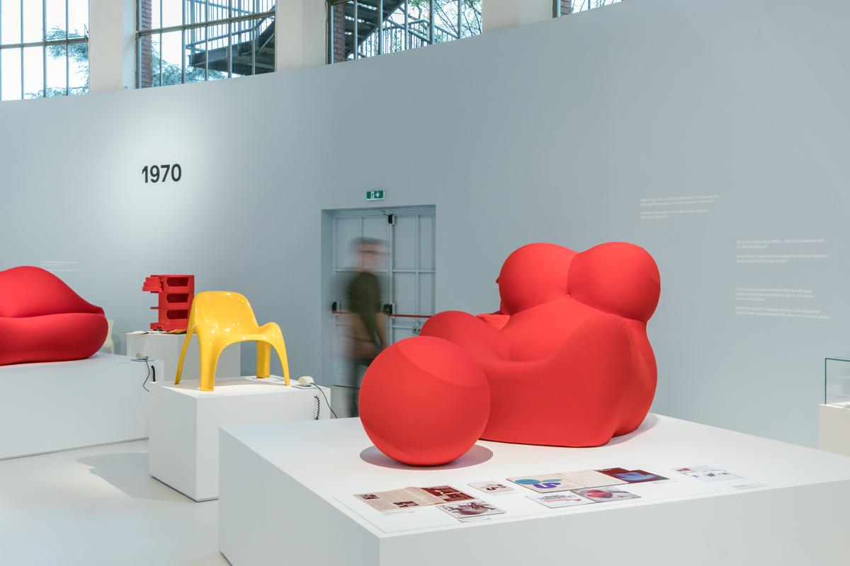Alla triennale di milano apre il museo del design italiano for Designer a milano