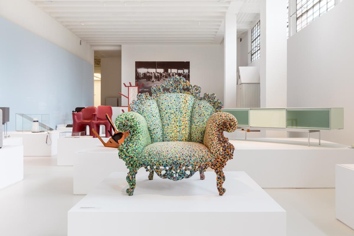 Alla triennale di milano apre il museo del design italiano for Design italiano