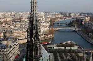 Un concorso per ridisegnare la guglia di Notre-Dame