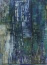 09. Applicat-Prazan Maria Elena Vieira da Silva, Zeugma, 1972, tempera sur papier marouflé sur toile, 92 x 65.5 cm