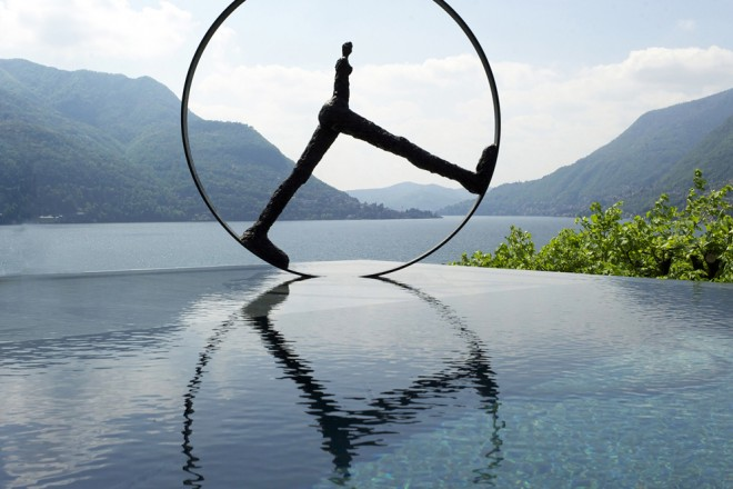1 Nathalie Decoster Temps qui passe - Villa Lario - Lac de Come - 2016