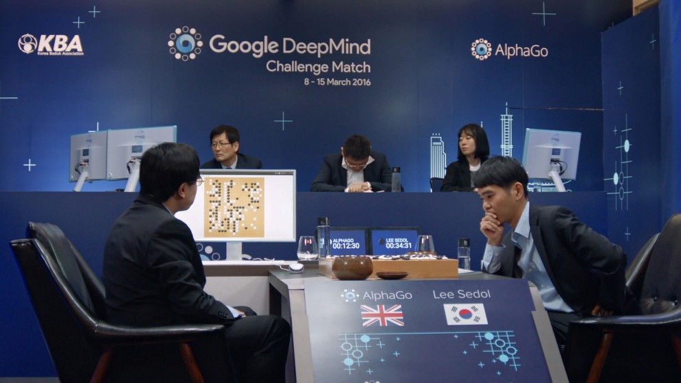 12 Alpha Go, Lee Sedol