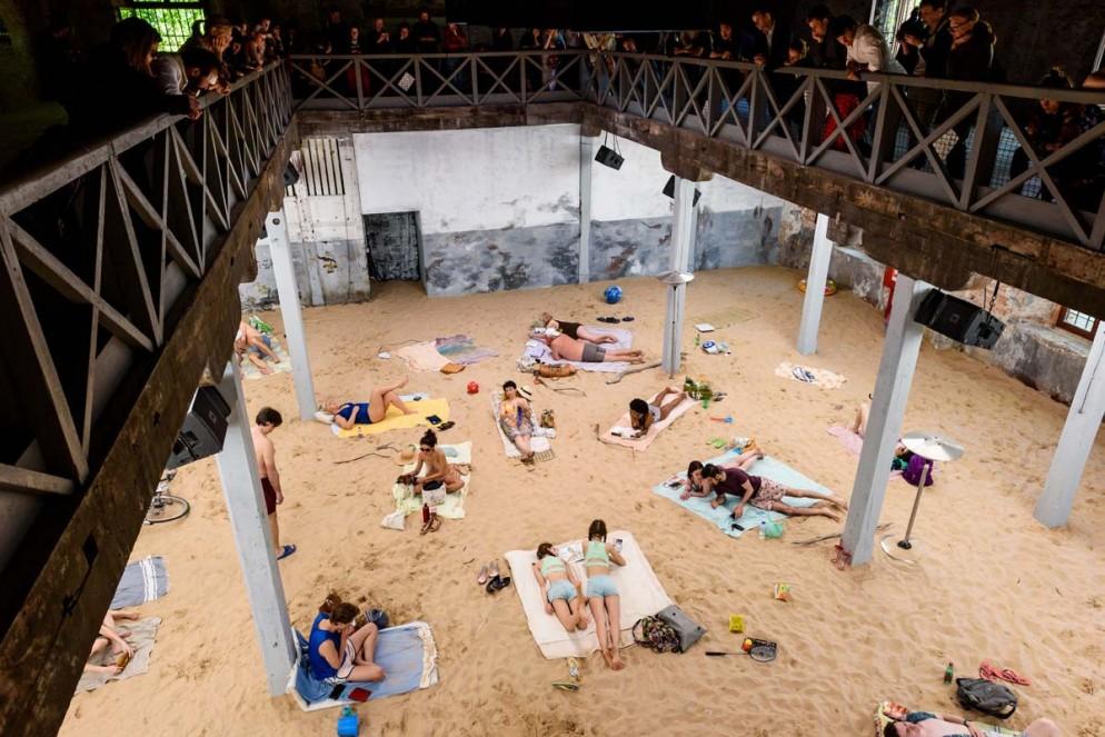 Foto Andrea Avezzù - courtesy La Biennale di Venezia