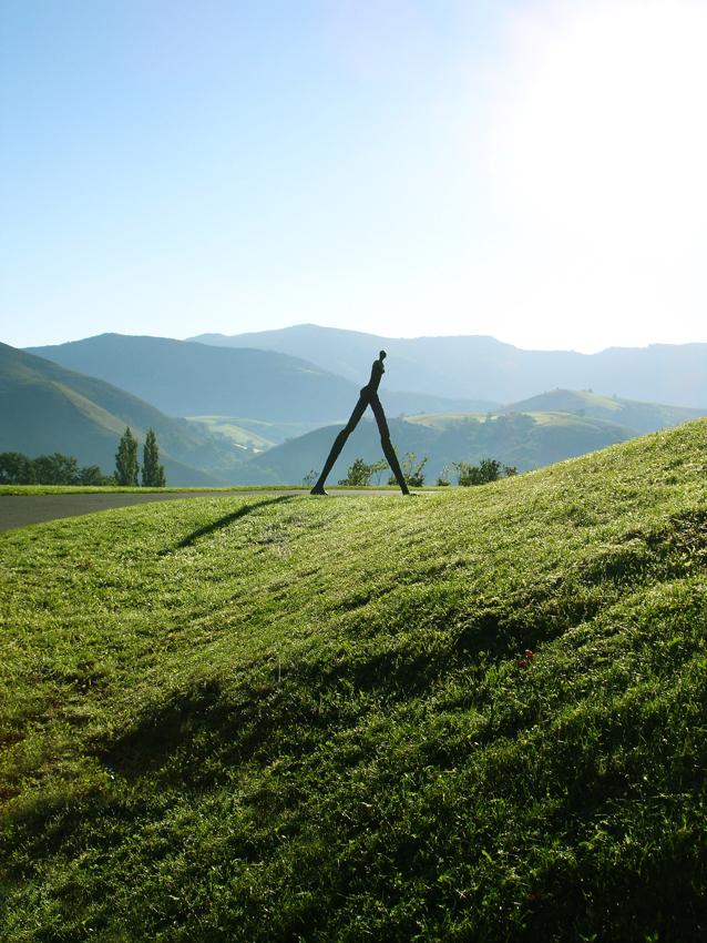 Traces du temps - OstapÇ - Pays Basque - 2005