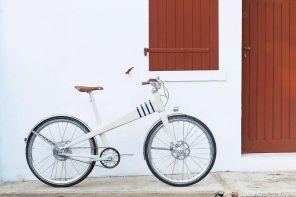 In bicicletta con Prouvé