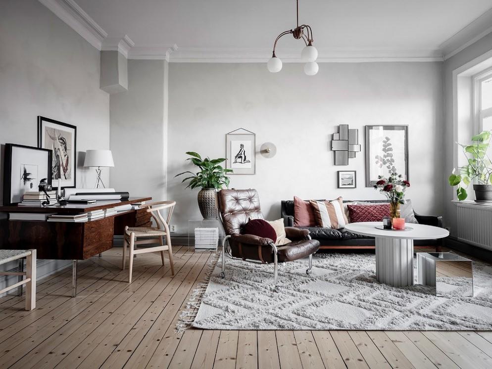 8 regole per arredare con stile l 39 ufficio in casa foto for Idee x arredare casa