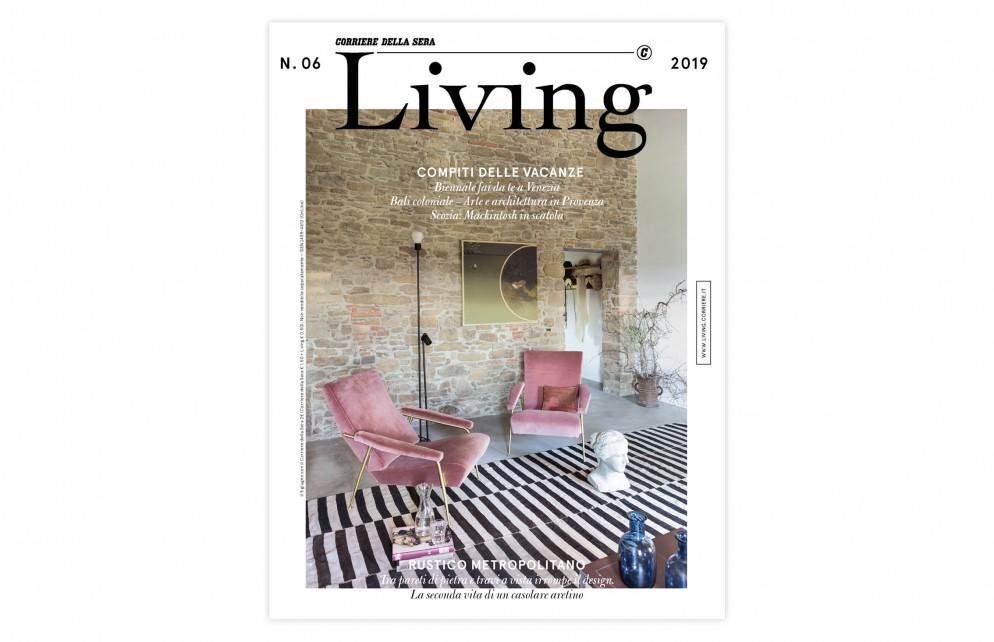 living-corriere-giugno-2019-issue-