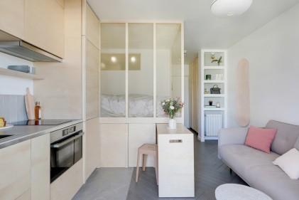 Arredamento d 39 interni le ispirazioni dalle case di design for Arredamento postmoderno