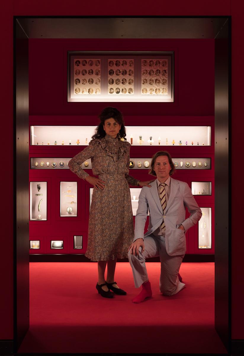 Fondazione Prada - Wes Anderson and Juman Malouf
