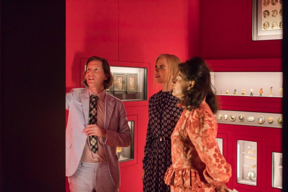 Fondazione Prada_Il sarcofago di Spitzmaus_Wes Anderson_Nicole Kidman_Juman Malouf_2