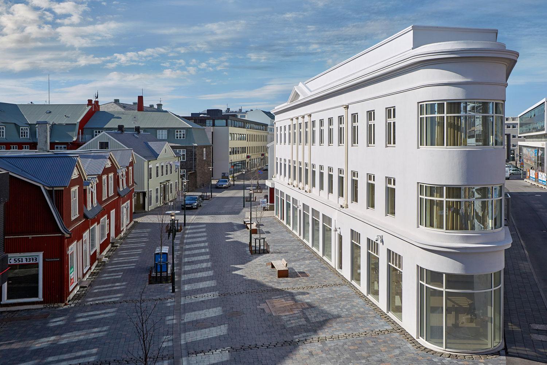 Architetti Famosi Antichi a spasso per reykjavík con l'architetto paolo gianfrancesco