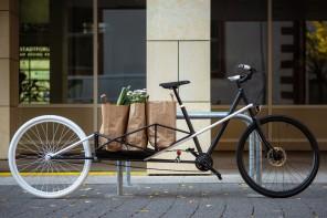 Bicicletta elettrica e allungabile