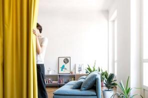 Dividere con le tende