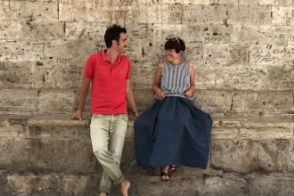 scarti-italia-3. Luca e Valentina ad Ascoli Piceno