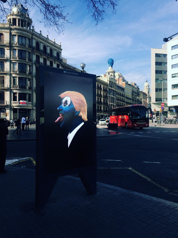 Beast, lo street artist milanese che ride di politici e vip